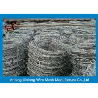 China RAL colore le fil de barrière de rasoir, fil en accordéon de rasoirlongueurs de 1,5 - 3 cm Barb wholesale