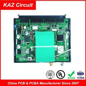 Buy cheap Дизайн 4 ПКБ ЭНИГ/ХАСЛ наслаивает для контрольной панели ГПРС кулуарной from wholesalers
