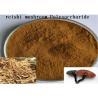 China Brown Yellow Ganoderma Lucidum Extract Anti Aging Reishi Mushroom Polysaccharide wholesale