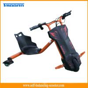 China 3つの車輪の電気スクーターの子供のための折り畳み式のフィートのスクーター、漂流のTrikeのバイク wholesale