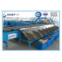 China Sorting Ring Cross Belt Sorter Customized With Automatic Control System wholesale