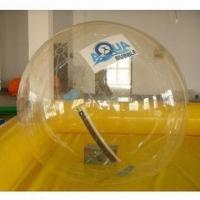 China Inflatable Ball, Made of TPU or PVC, Available in Size of 2 to 3m wholesale