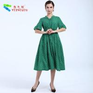 YIZHIQIU high quality mujer vestidos