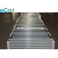 China 12m Max Length Fin And Tube Heat Exchanger Radiator Core Replacement on sale