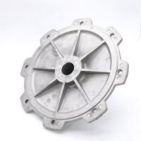 High Hardness Aluminium Die Casting Parts Sand Casting Stable Performance