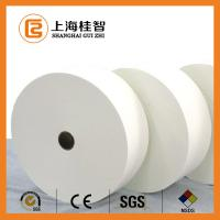 China 2cm - 10cm Non Woven Spunbond / Medical Non Woven Fabric Roll Custom Made on sale