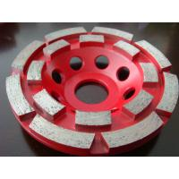 China Turbo and continue type Diamond Grinding Wheel for cutting concrete wholesale