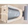 China Cuerda de alambre de acero de alta resistencia Lebus partido que acanala para el tambor costero de la tubería de la grúa wholesale