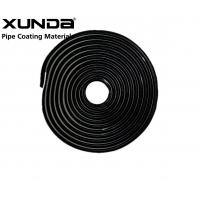 China Black Butyl Rubber Tape For Construction on sale