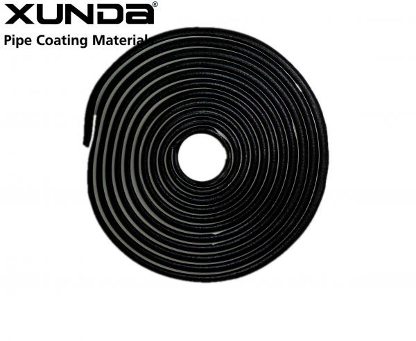 Quality Black Butyl Rubber Tape For Construction for sale