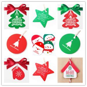 China Eco Friendly Custom Card Printing Offset Printing For Christmas Gift on sale
