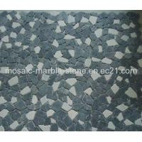 China White and Black Marble Mosaics,Floor Tiles, Wall Tiles wholesale
