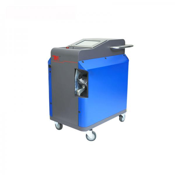 Quality 100 W Laser Metal Cleaning Machine , Laser Cleaning Equipment High Efficiency for sale