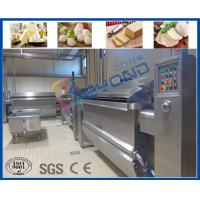 China 380V / 110V / 415V Industrial Cheese Making Equipment For Cheese Production Process wholesale
