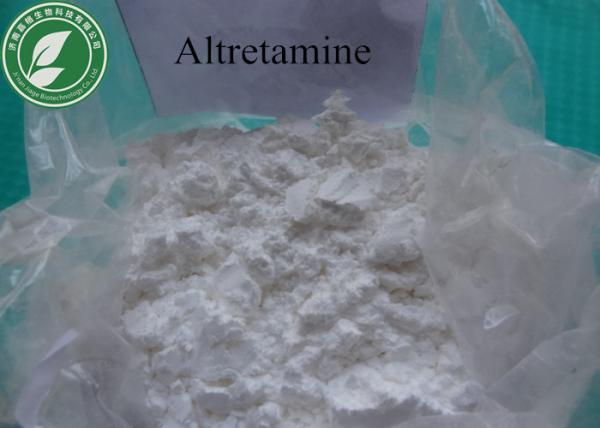 Quality Pharmaceutical Antitumor Powder Altretamine For Anti-Cancer CAS 645-05-6 for sale