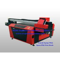 China Four Color Flatbed UV Printer Machine , Automatic Printing Machine wholesale