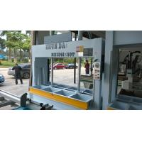 Buy cheap Automatic Woodworking Machinery Lamilating Hydraulic Platen Press For Laminated Boards from wholesalers
