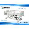 China 基づくXの構造複数の角度の動きが付いている無声安全なロックICUの病院用ベッド wholesale