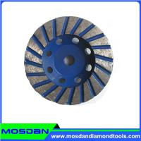 China Turbo Cup Diamond Grinding Wheel wholesale