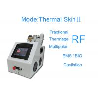 China Multipolar EMS BIO Radio Frequency Face Lift Machine / Body Shaping Equipment on sale