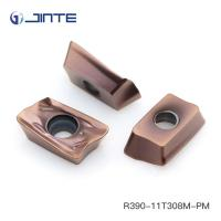 China Tungsten Carbide Inserts Cutting Tools CNC Milling Cutters R390 -11T308M - PM 1030 wholesale