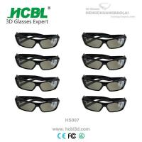 China Virtual Reality Passive Polarized 3D Glasses For Home Theater Projectors wholesale