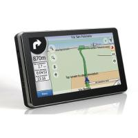 China WinCE6.0 4GB 128MB 6 inch gps navigation with FM, Bluetooth, DVB-T, ISDB-T, AV-IN wholesale