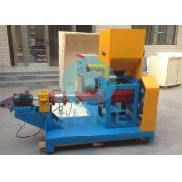 China DGP-90 350~450kg/h Single Screw Extruder Machine for Fish Feed on sale