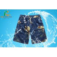 China Premium Printed Tiger Pattern Men Board Shorts For Surfing And Casual Full Printing Sublimation wholesale