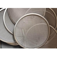 Buy cheap 50mesh 0.3mm Slot Woven Wire Mesh , Woven Wire Mesh Filter Corrosion Resistance from wholesalers