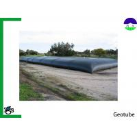 Quality High Tenacity PP Tube450 Eco Friendly Sludge Dewatering Geotextile Tube for sale