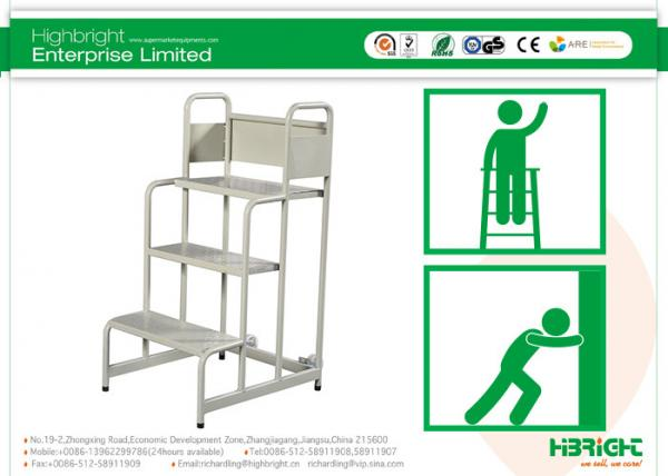 Steel Rolling Ladders Images