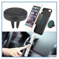 China Air Vent Car Mount Phone Holder Magnetic Rubber Lightweight For Watching Movies wholesale