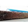 China Eucalyptus Veneer 2mm For Making Plywood , Red hardwood Veneer wholesale