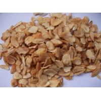 China 2014 new crop dehydrated garlic flakes on sale