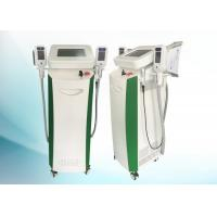 China 1800W RF Vacuum Cryolipolysis Slimming Machine , Cavitation Weight Loss Machine wholesale