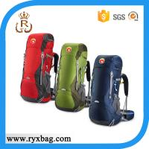 China Internal Frame Hiking Backpack on sale