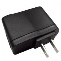 China Portable USA plug 5V 2A USB Adapter with CE certifications wholesale