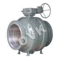 China CAST TRUNNION BALL VALVE on sale