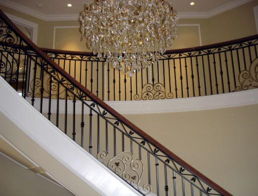 Exterior Hand Railings For Stairs Images