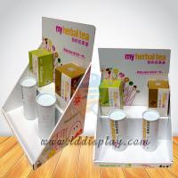 China Child Toys Cardboard Counter Display with 2 -tier Popular Design for Sales wholesale