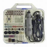 China 135W Multi-tool Kit with 163pcs Variable Speed Rotary Tool on sale