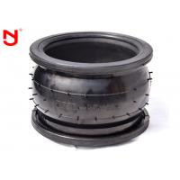 China Galvanized Rubber Flexible Joint , Flexible Expansion Joints PN16 Reinforced Noise Absorpt wholesale