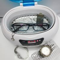 Sunglass Jewellry Shop  ultrasonic cleaner for household 600ml 42KHz fashion outlook  FCC, CE