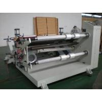 China Electric Frabric and Non Woven Fabric Roll Slitting Machine wholesale