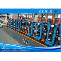 China Friction Saw Cutting SS Tube Mill Machine Worm Gearing Customized Heavy Duty wholesale