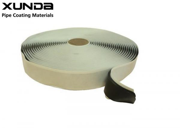 Quality Black Color Aggressive Butyl Rubber Sealant Tape 25mm*2.5mm*20m Sizes for sale