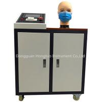 China Mask Breathing Resistance Testing machine /Protective Mask Testing Equipment on sale