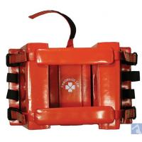 China Closed Cell Foam Head Immobilizer For Backboard 2 Lbs Flame Retardant wholesale