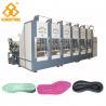 China Vertical Shoe Sole Mould Making Machine, Eva Sole Making MachineCE SGS wholesale
